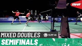 【動画】トム・ギックル/デルフィン・デルリュ VS タン・キアン・メング/ライ・ペイジン スイスオープン2021 準決勝